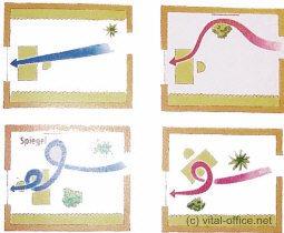 Arbeitszimmer einrichten feng shui  Feng Shui Arbeitsplatz ~ Kreative Ideen über Home Design
